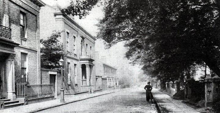 West Cliff, Preston c.1905 - Pic: Preston Digital Archive