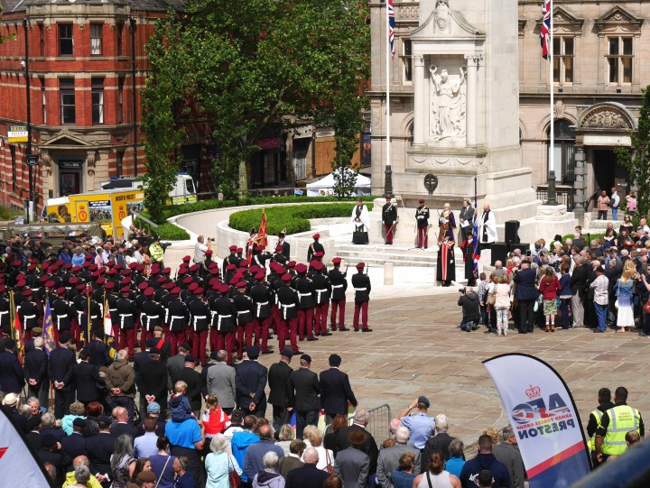 Armed Forces Day 11 July 2015 04