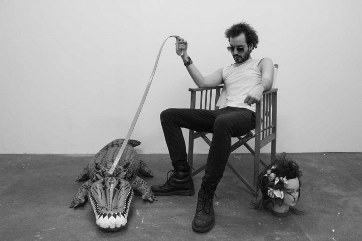 Daniel Nicholas Reverb  (The Love Story of Terrance the Crocodile and Julia the Mannequin)