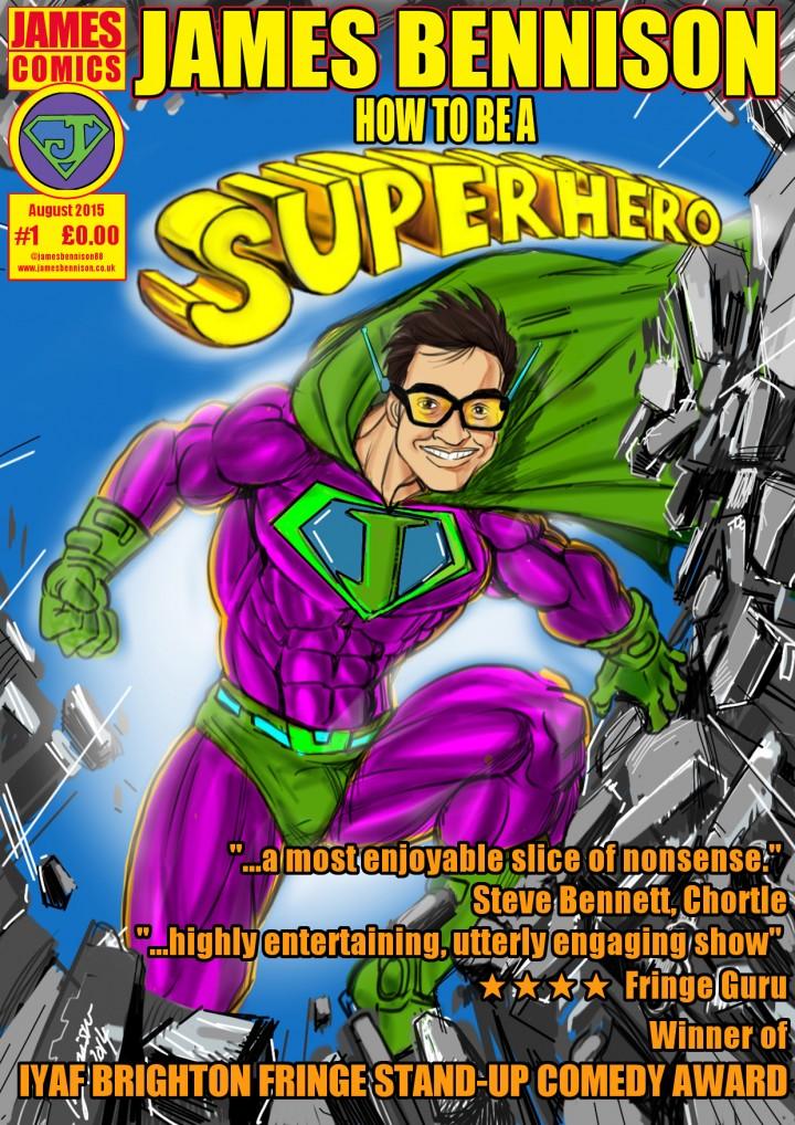 Super James Generic