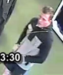 Man wanted in connection with Cotswold theft