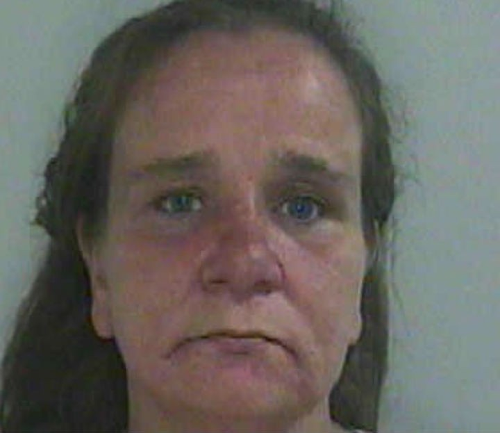 Kathleen Dawson pleaded guilty to starting the fire in the city centre