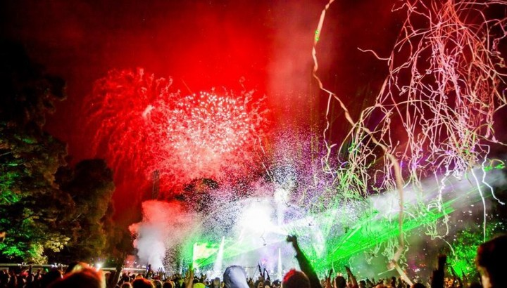 A fantastic display from Kendal Calling 2014