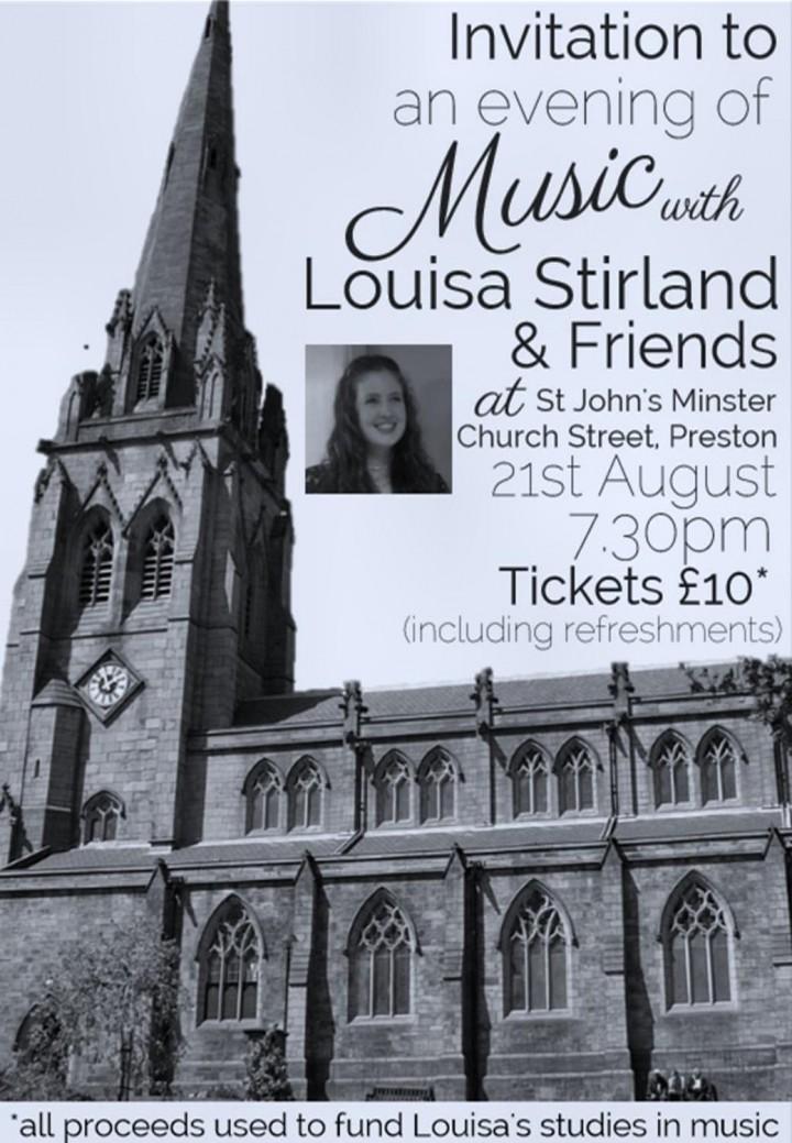 Louisa Benefit Concert