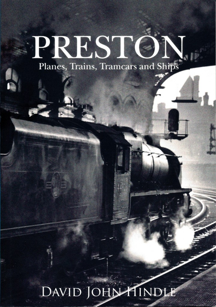 Poster - Preston Planes, Trains Tramcars & Ships