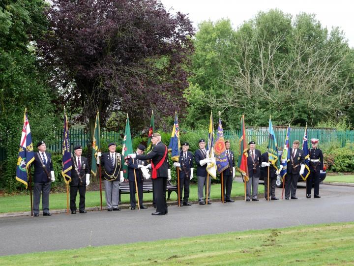 VJ Day Preston Cemetery Memorial (1)