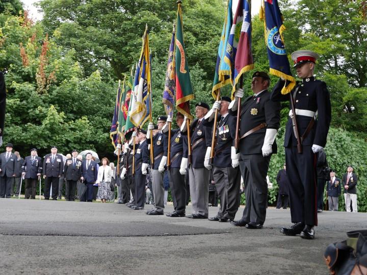 VJ Day Preston Cemetery Memorial (11)