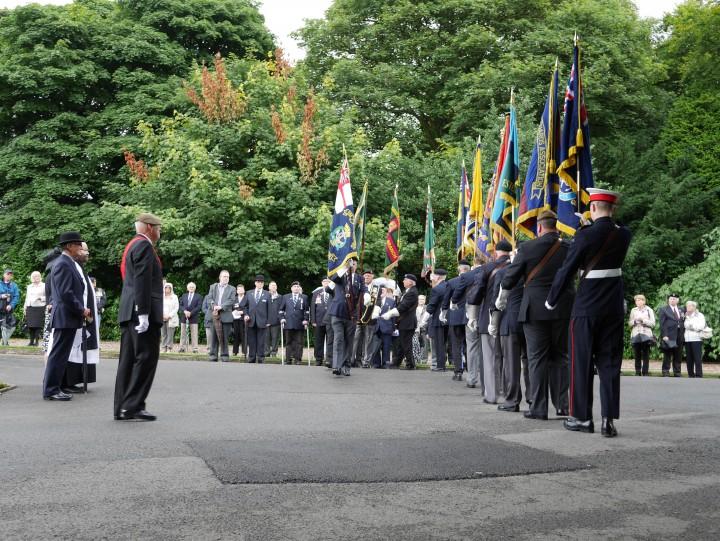 VJ Day Preston Cemetery Memorial (12)