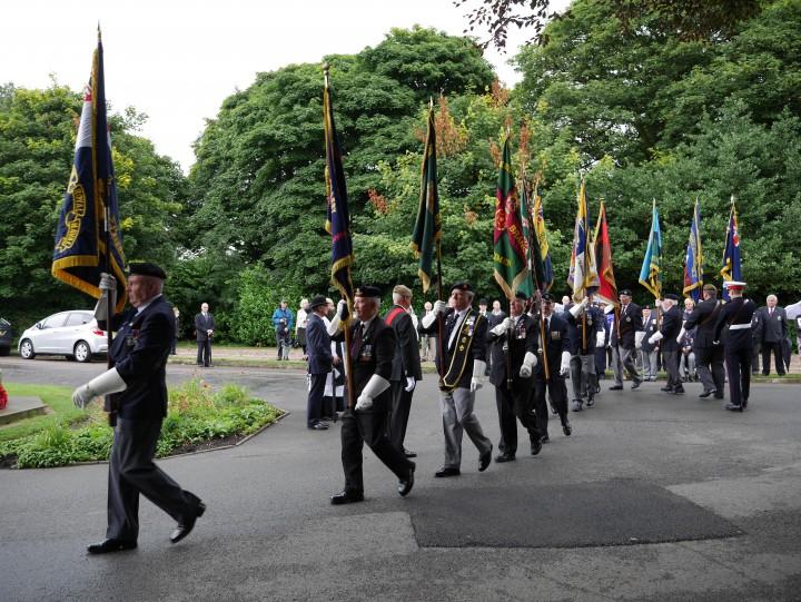 VJ Day Preston Cemetery Memorial (13)