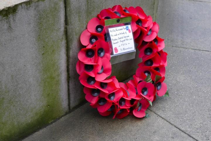 VJ Day Preston Cemetery Memorial (16)