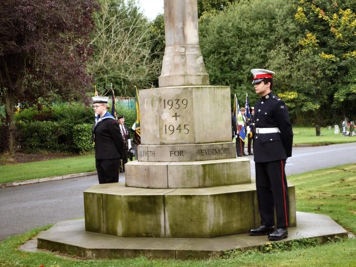 VJ Day Preston Cemetery Memorial (3)