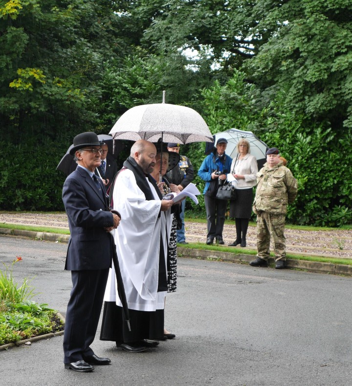 VJ Day Preston Cemetery Memorial (5)