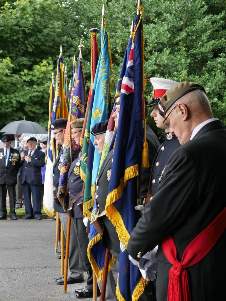 VJ Day Preston Cemetery Memorial (6)