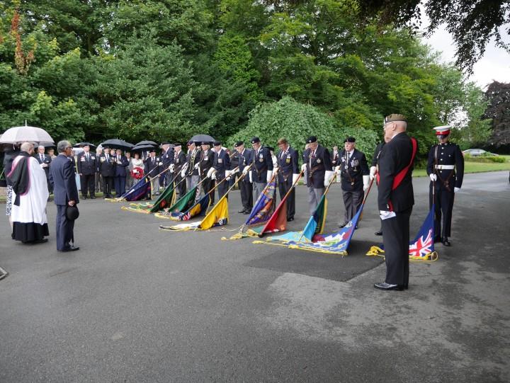VJ Day Preston Cemetery Memorial (7)
