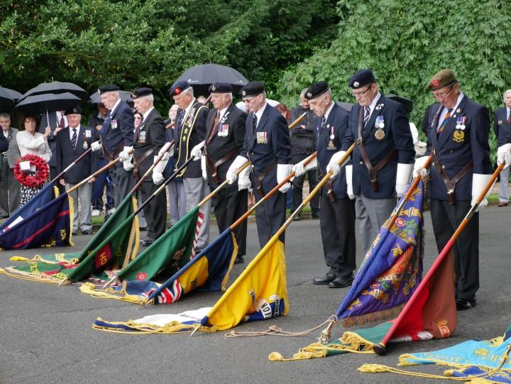 VJ Day Preston Cemetery Memorial (8)