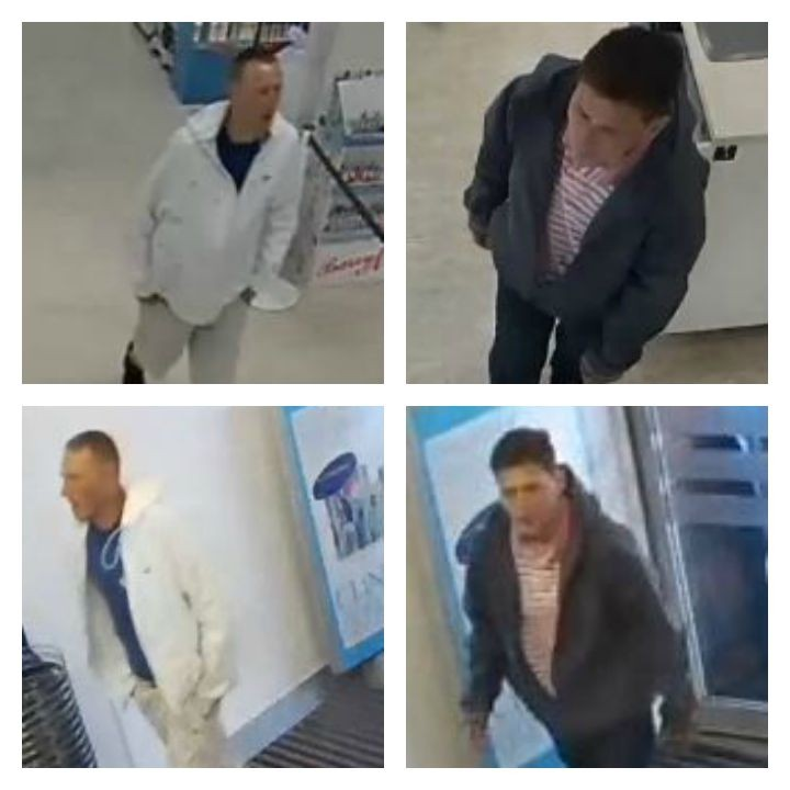 Man and woman wanted in connection with thefts from Boots
