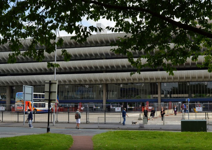 A new future awaits for Preston Bus Station Pic: Tony Worrall