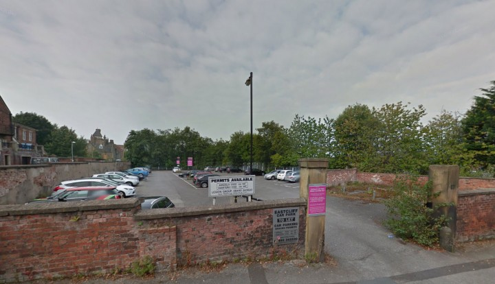 The current East Cliff car park Pic: Google
