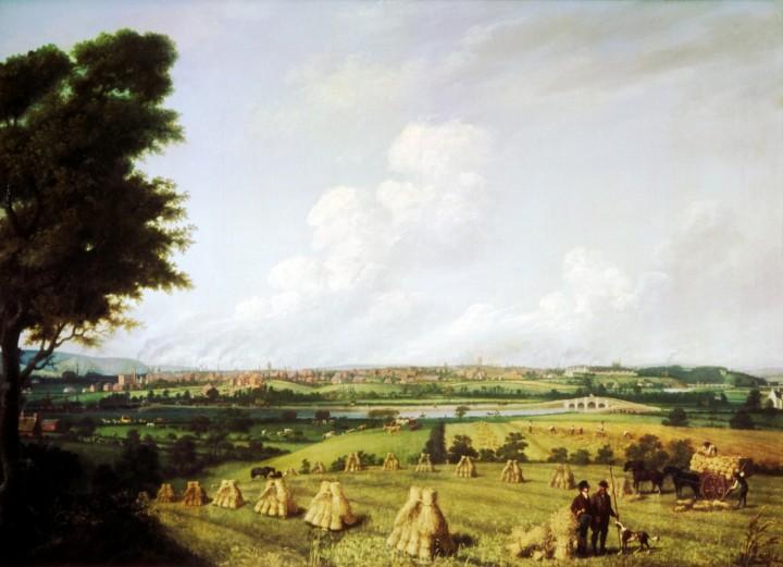 Jenkinson - View from Penwortham Hill