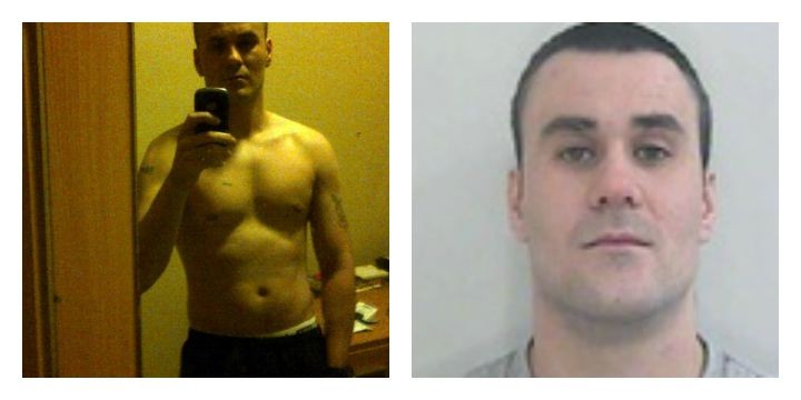 Kelvin Cornwell was jailed for another attack involving biting