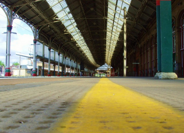Plans have been lodged for work at Preston Station Pic: Tony Worrall