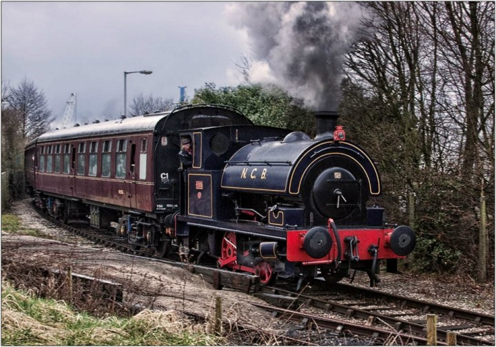 Ribble Steam Railway in 2011. For more memories over the last decade, visit their Facebook page