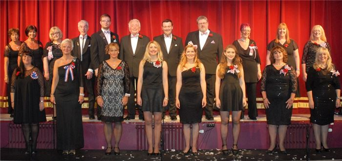 Preston Musical Comedy Society Show Choir are inviting you to join them in song.