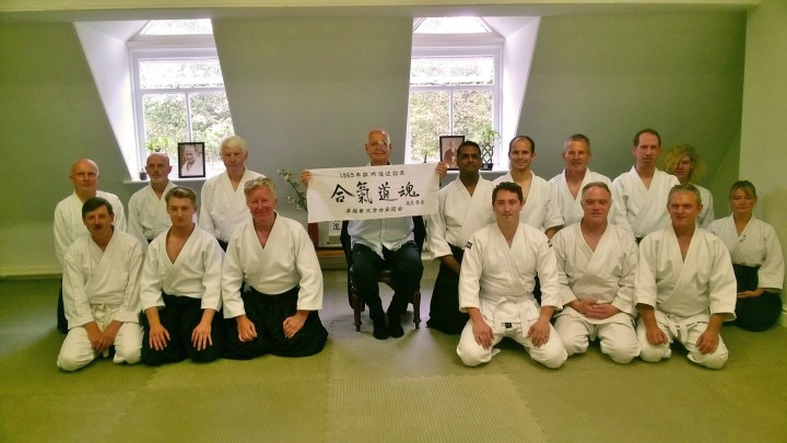 The Cherry Blossom dojo group