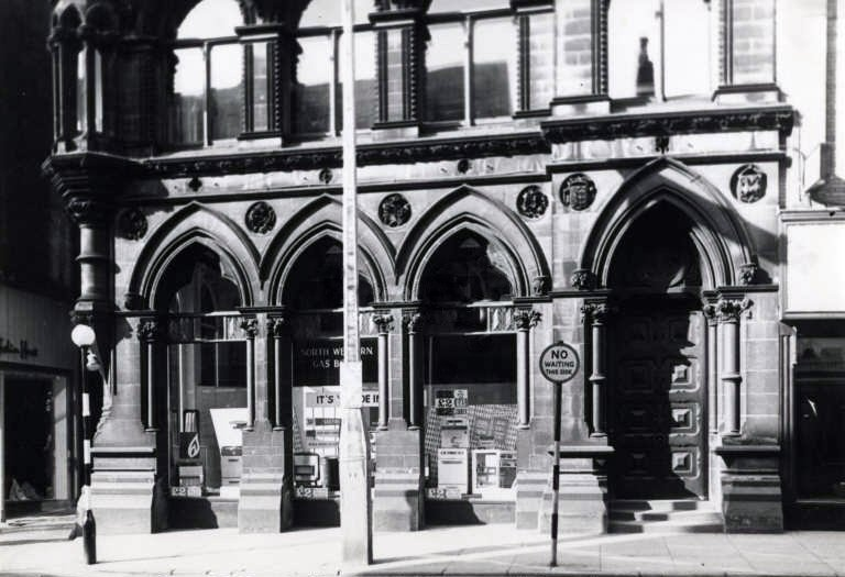 North Western Gas Board, the offices of the Preston Gas Company Limited, Fishergate c.1960.