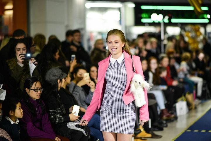 Last year's Fishergate fashion show
