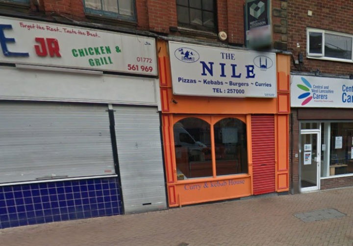 The Nile Takeaway In Church Street Faces Licensing Hearing