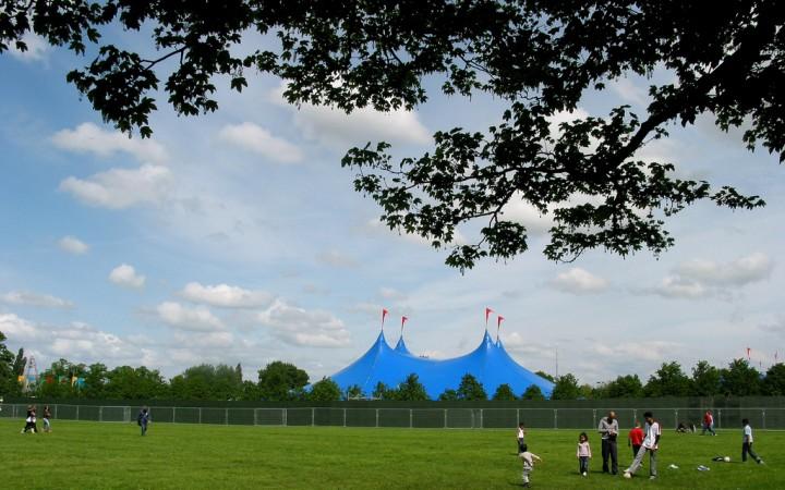 Radio One's Big Weekend in Moor Park Pic: George D Thompson