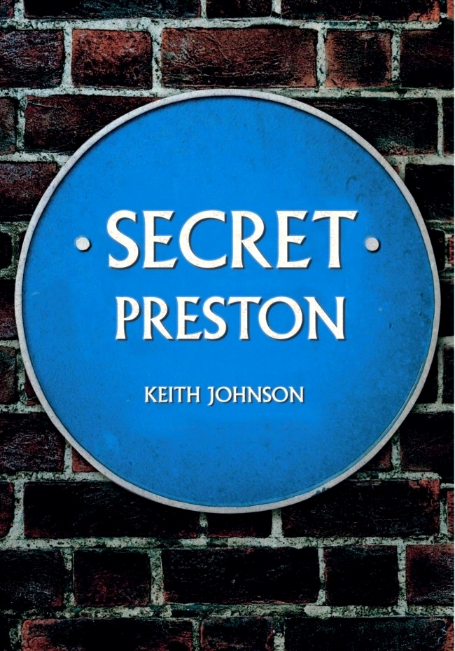 Cover of the book 'Secret preston' by Keith Johnson