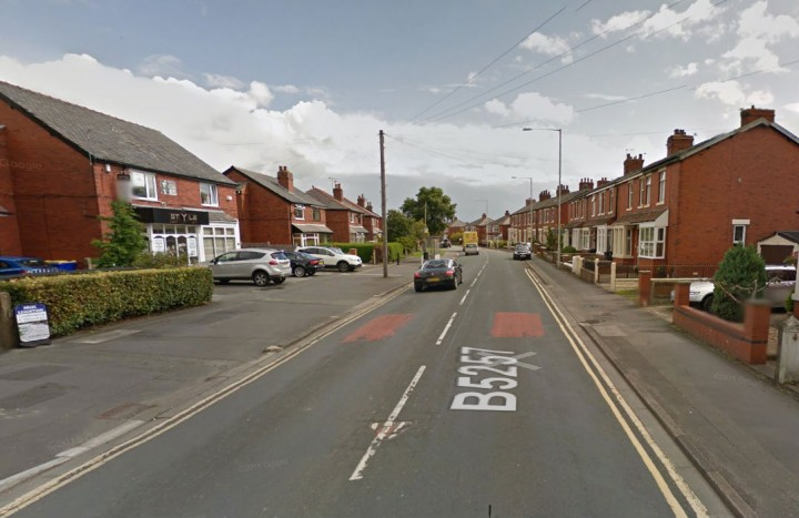 Police say Brownedge Road is a busy road and appeal for witnesses Pic: Google