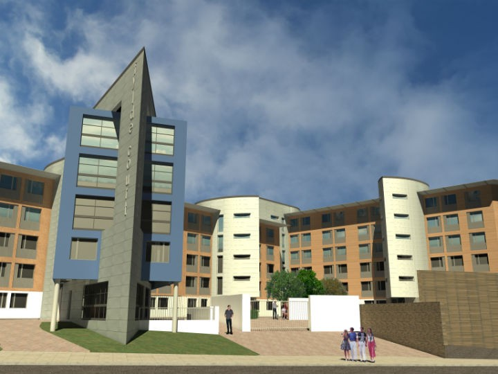 How Jubilee Court will look once complete