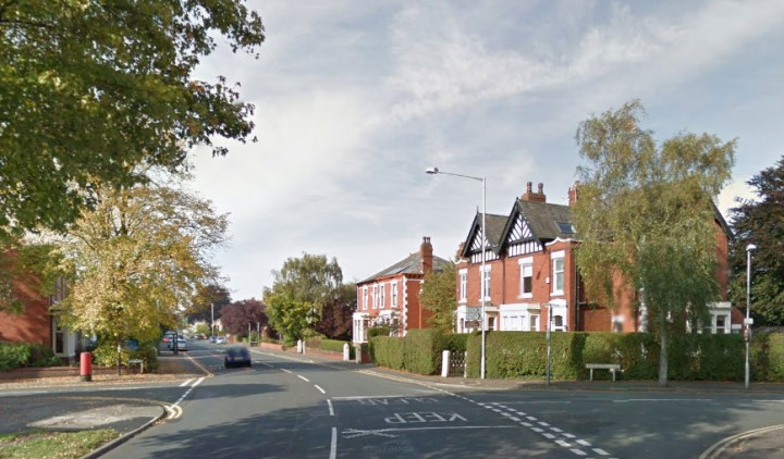 Where Watling Street Road meets Fulwood Hall Lane Pic: Google